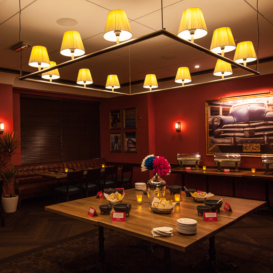 Tysons Private Dining Room 2