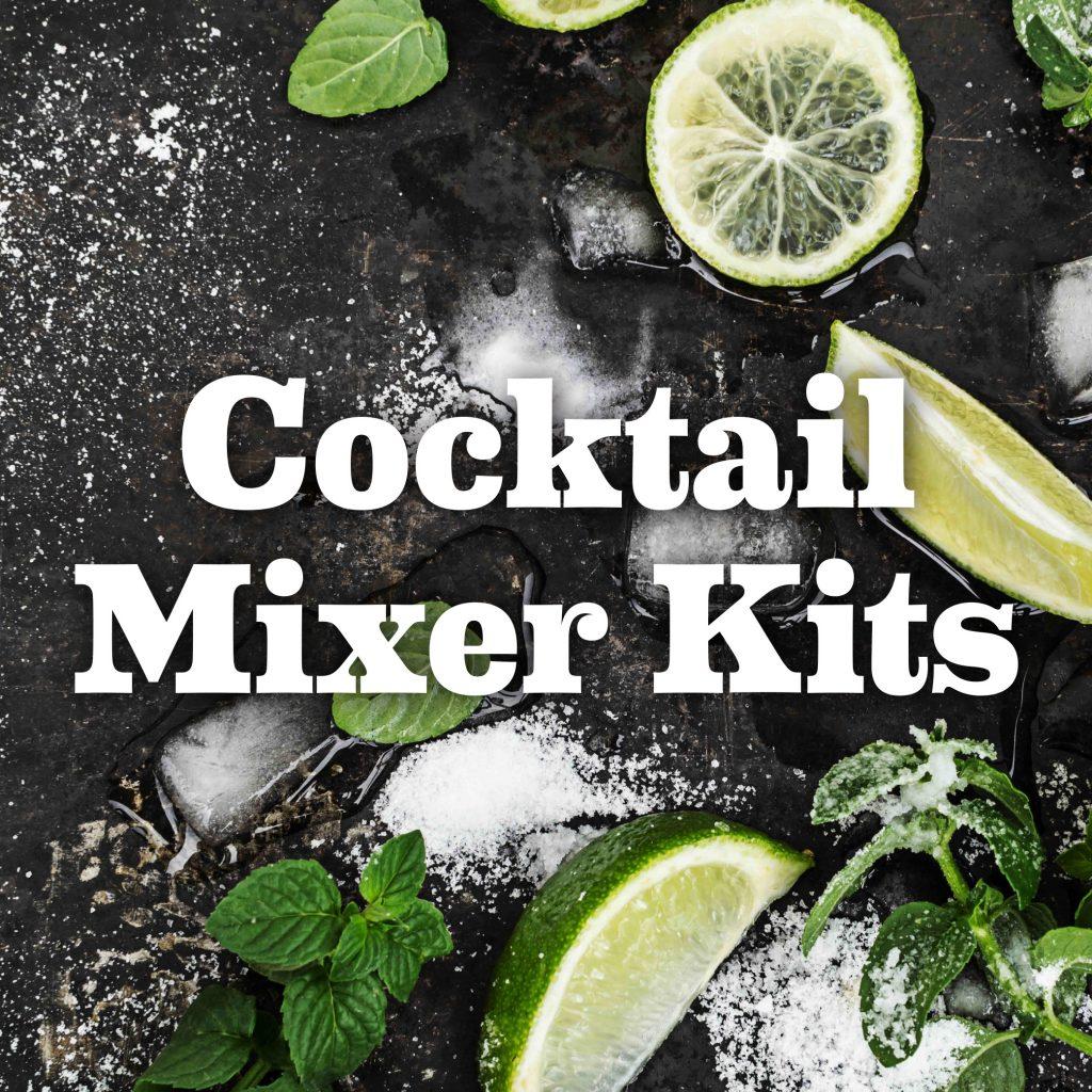 Cocktail Mixer Kits