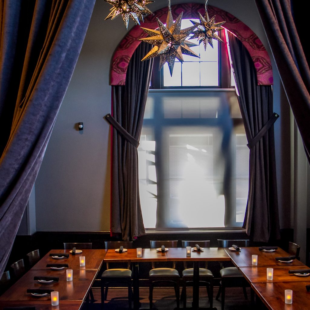 Cleveland Private Dining Room 2