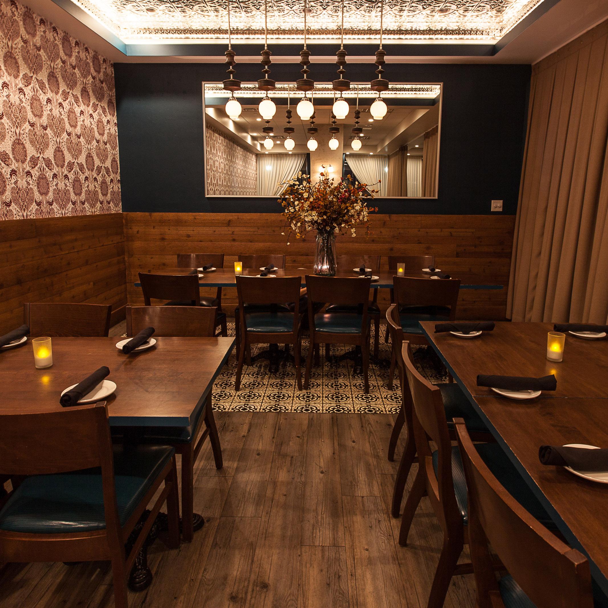 Rockville Md Restaurants Private Room