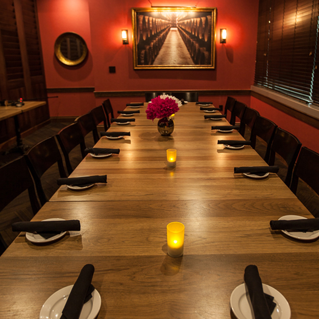 Tysons Private Dining Room