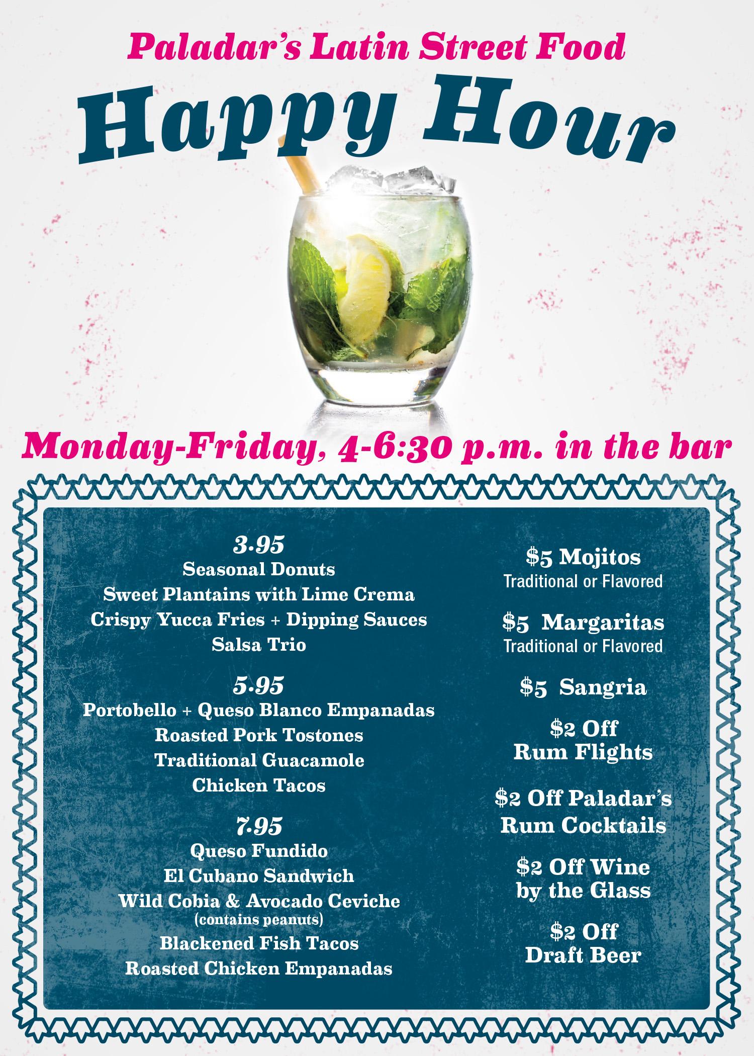 King of Prussia, PA   Paladar Latin Kitchen & Rum Bar