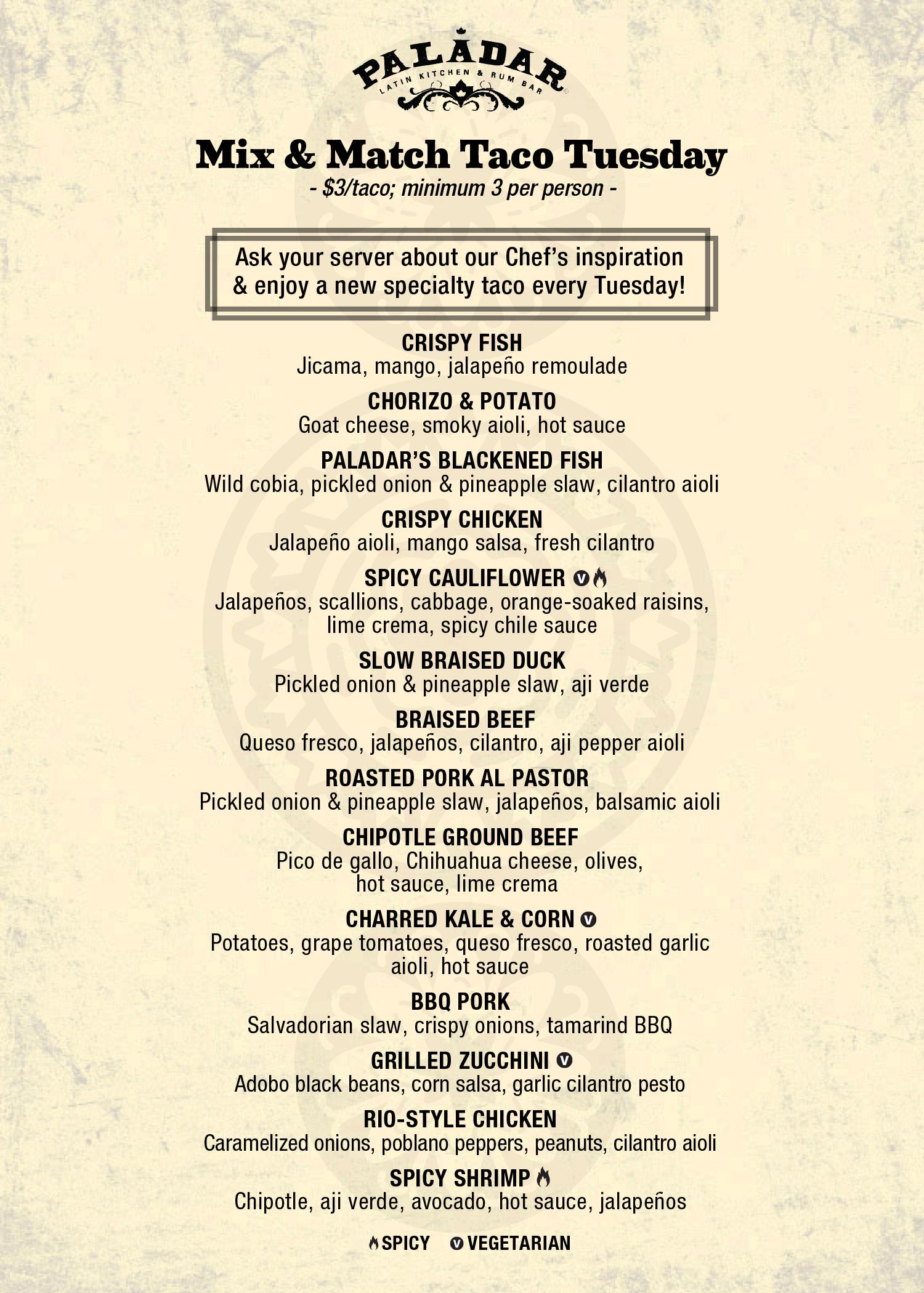 Annapolis, Maryland | Paladar Latin Kitchen & Rum Bar